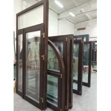 Дерев'яні вікна власного виробництва