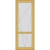 Балконні двері з перемичкою